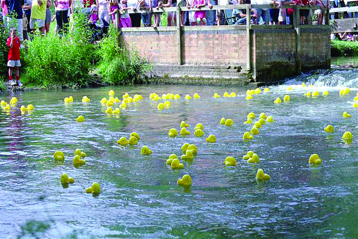 Wickham Duck Race
