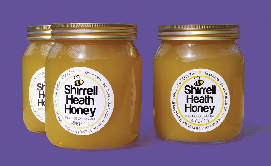 Shirrell Heath Honey
